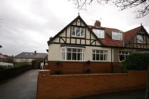 semi detached property for sale in Park Avenue, Roker