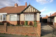 2 bed Semi-Detached Bungalow in Mansfield Crescent, Roker