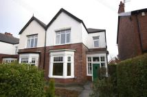 semi detached house in Whitburn Road...
