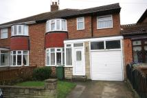 4 bed semi detached property in Stainton Grove...
