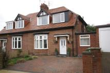3 bedroom semi detached property in East Grange, Fulwell Mill