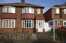 2 bedroom semi detached home in Alston Crescent, Fulwell