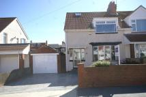 3 bedroom semi detached home in King's Avenue, Seaburn