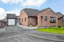 Detached Bungalow in Massey Close...