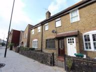 Terraced home to rent in Manchester Road, London