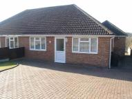 Semi-Detached Bungalow for sale in Bishop's Stortford