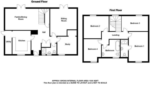 Floor Plan Beadlow C