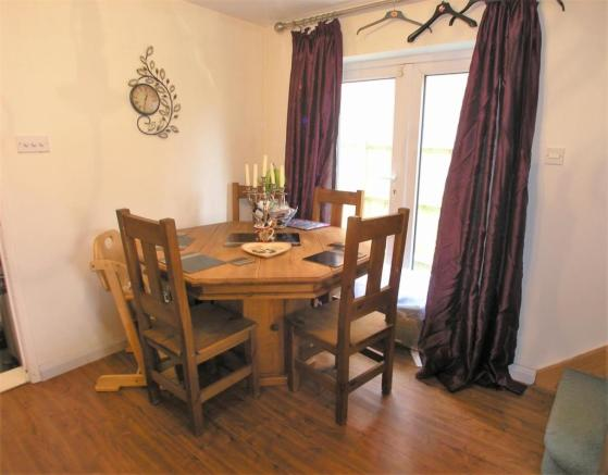 Through Lounge/Dining Room