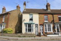 Terraced house to rent in Regent Street, Whitstable