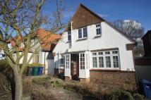 3 bed Chalet for sale in Manor Road, Barnet...