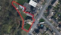 Land for sale in Briggate, Huddersfield...
