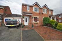 3 bed semi detached home for sale in Shelley Court, Horbury...