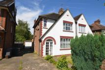 semi detached house in Chanctonbury Way...