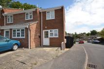 1 bed End of Terrace home in The Ridings, Bishopstoke...
