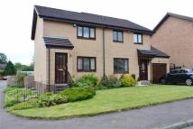 semi detached home in Lyell Place...