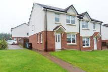 semi detached house in Drumbowie Crescent...