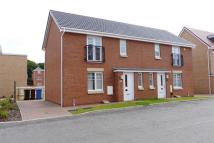 2 bed semi detached home in Waterway Terrace...