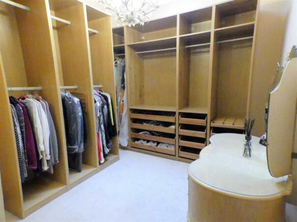 Dressing Room One