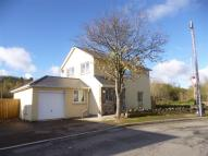 Detached home in Rhymney Walk, Rhymney...