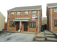 2 bedroom semi detached property for sale in Moriah Houses, Dowlais...