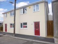 semi detached property in Barracks Row, Dowlais...