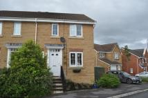 3 bed End of Terrace house in Pen Cerrig Rise...