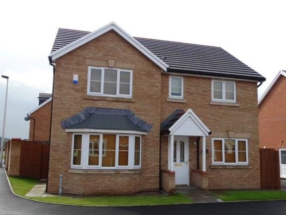 4 bedroom detached house for sale in bedwelty gardens for New build 4 bedroom homes