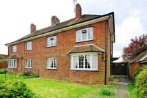 3 bed semi detached home in Water Lane, Durweston...