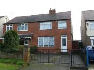 Derby Road semi detached house for sale