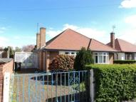 Bungalow in Draycott Road, Sawley...