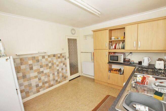 Kitchen-diner ...