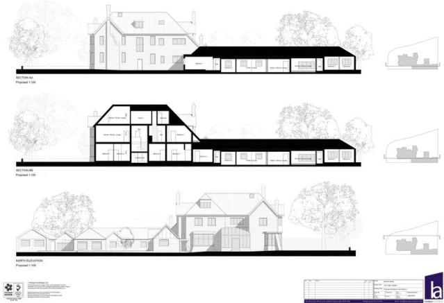 Elevations and...