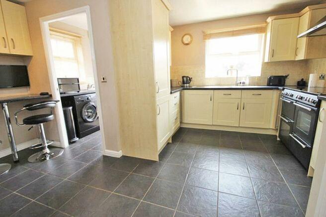 Kitchen Wide View