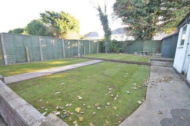 Rear Garden 3
