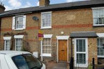 2 bed Terraced home in Talbot Road Rickmansworth