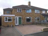 5 bed semi detached property in Glebe Road, FARNBOROUGH...