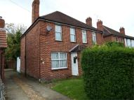 2 bed semi detached house in Southwood Road...