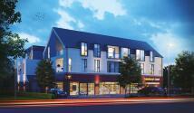 Apartment in Mandeville Road, Northolt