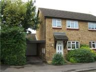 3 bed semi detached house to rent in Burwell Meadow, WITNEY...