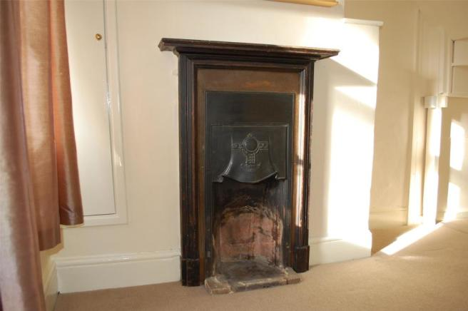 Feature Fireplace (Display)