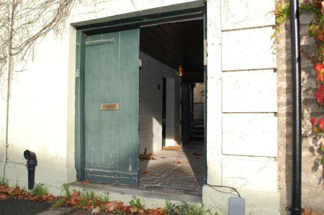 Entrance External