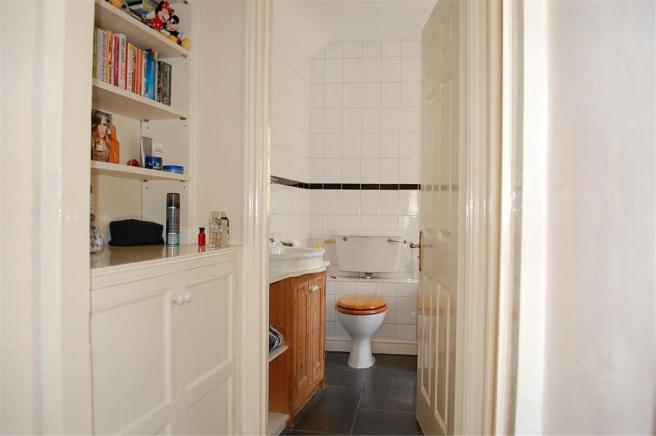 View towards Bathroom
