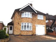 Detached property in Saltersgate Drive...