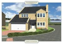 4 bedroom new home in Plot 4 - The Cypress...
