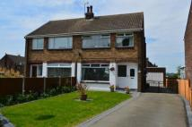 3 bed semi detached property in Ashwood Gardens...