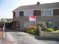3 bed semi detached home in Highfield Close...