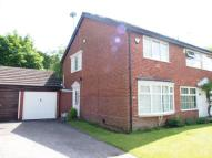 Terraced house in Allerton Grange Croft...