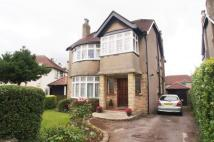 Detached home for sale in Moorland Gardens...