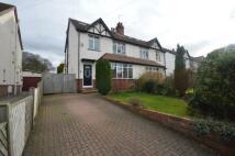 semi detached home in Wensley Drive, Leeds