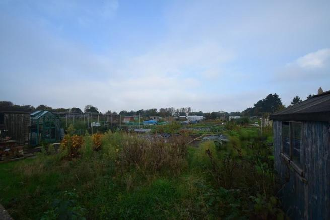view over allotments